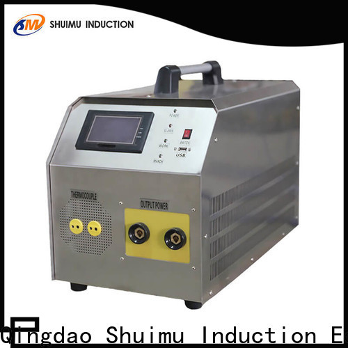Shuimu wholesale induction brazing machine company for industry