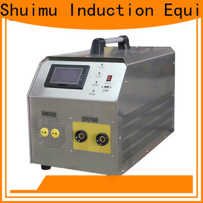 Shuimu induction brazing machine factory for food material