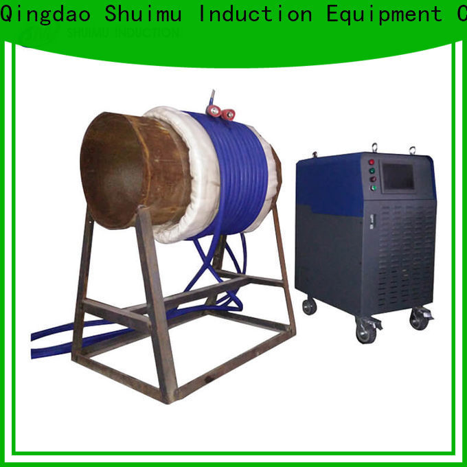 Shuimu best induction pwht machine company for heating