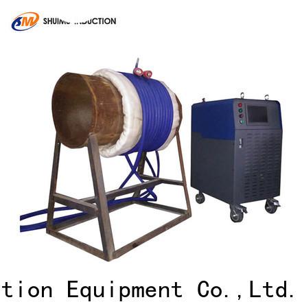 Shuimu latest weld preheat machine supply for weld preheating