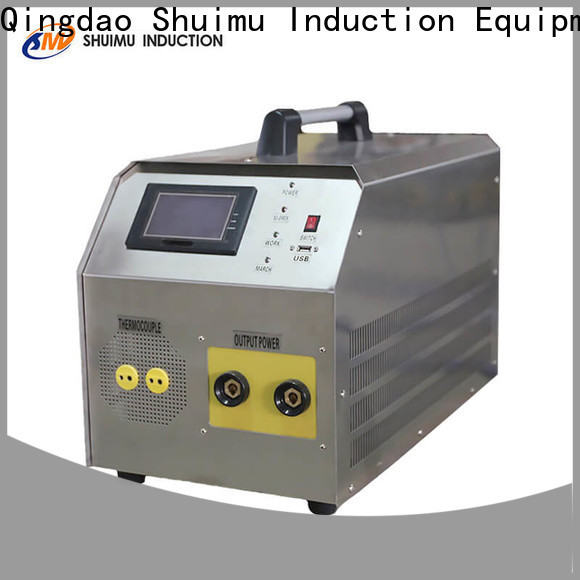 Shuimu induction hardening machine factory for fluid material