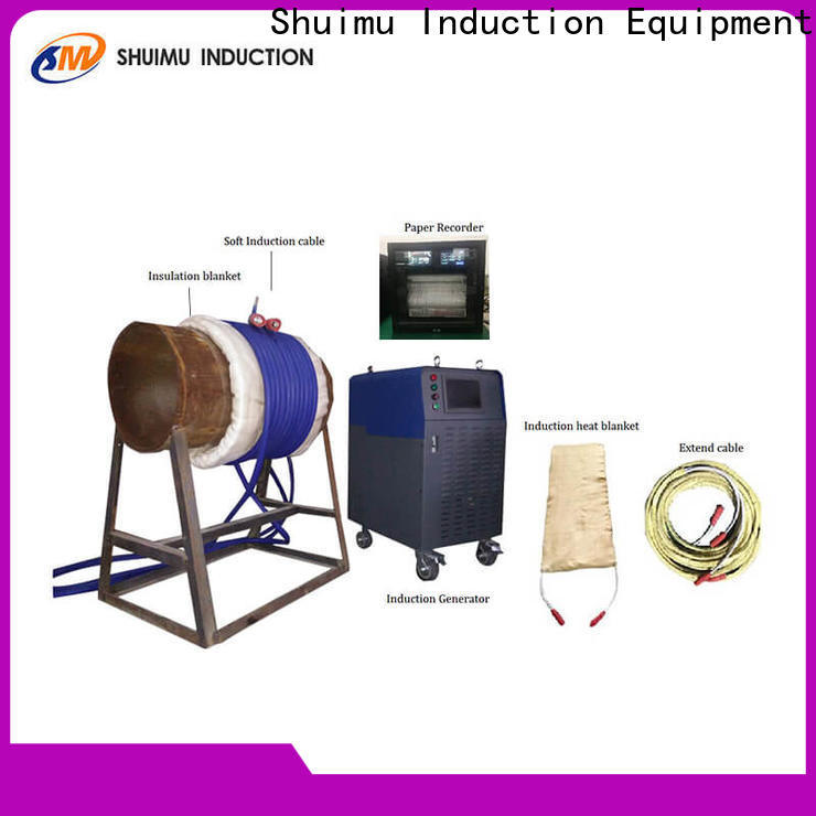 Shuimu latest induction pwht machine supply for business
