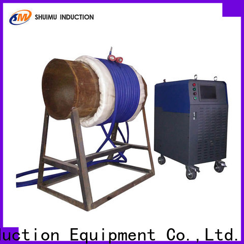 Shuimu induction post weld heat treatment machine with control system for business