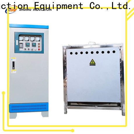 Shuimu small induction furnace manufacturers company for metal melting