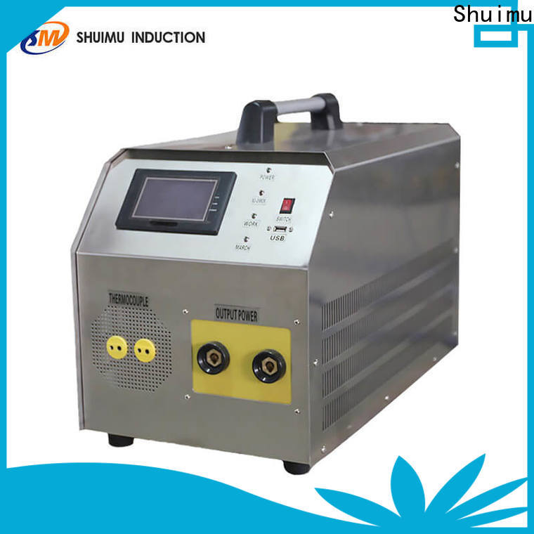 Shuimu wholesale induction heating equipment supply for food material