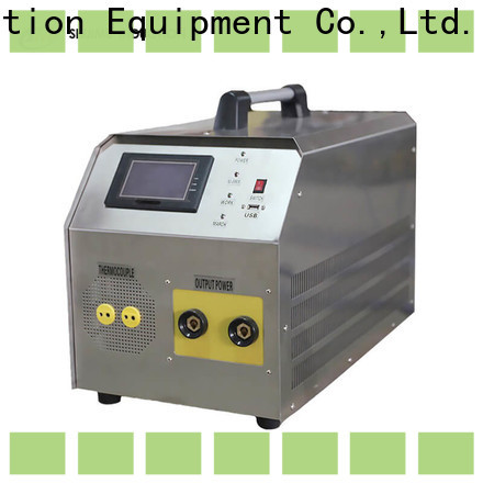 Shuimu custom induction hardening machine manufacturers for food material