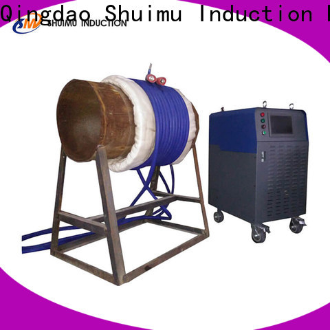 latest induction post weld heat treatment machine factory for weld preheating