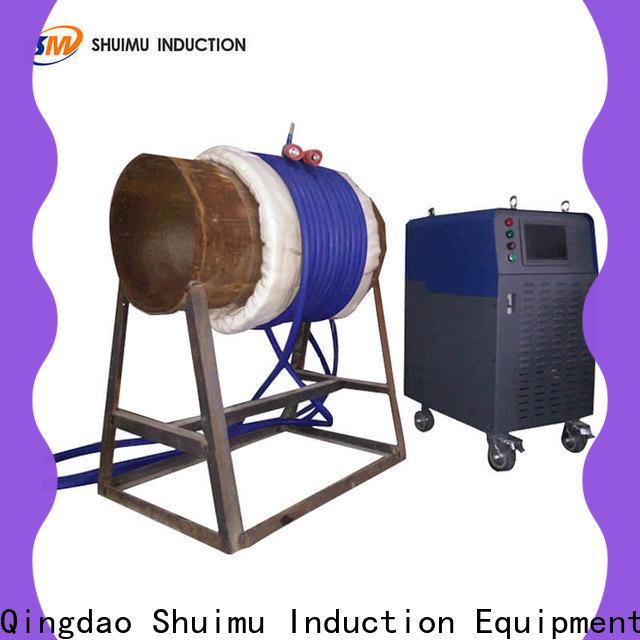 Shuimu induction post weld heat treatment machine company for heating