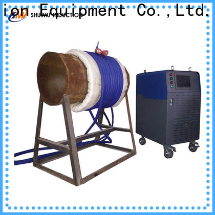 good induction post weld heat treatment machine manufacturers for heating