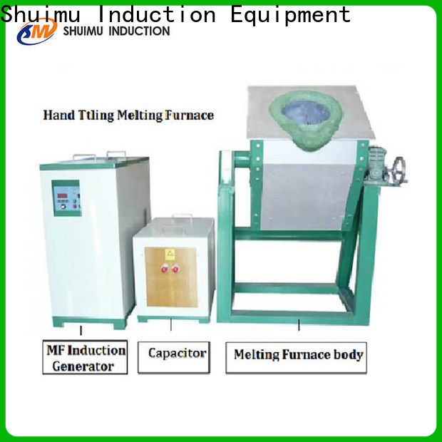Shuimu best induction furnace manufacturers manufacturers for business