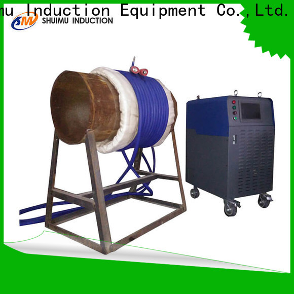 Shuimu induction post weld heat treatment machine company for business