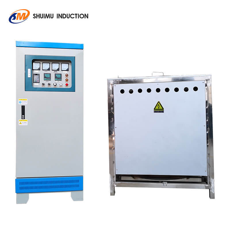 Induction Melting Furnace For Aluminum Melting MYF
