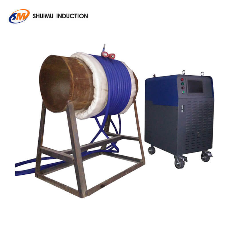 Induction Post Weld Heat Treatment Machine Wholesale SMD900-80KW