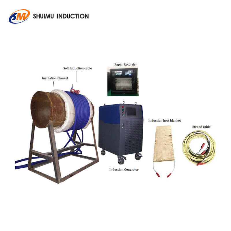Pre And Post Weld Heat Treatment Machine Wholesale SMD-700-80KW
