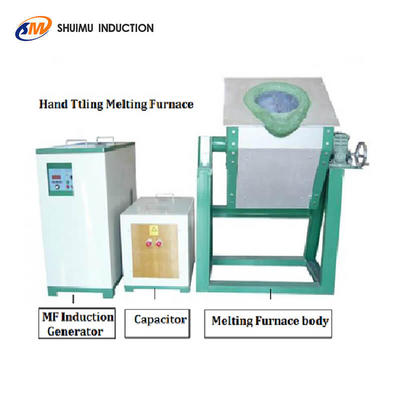 IGBT Induction melting furnace