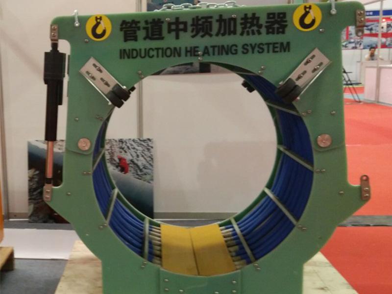 Induction Weld Preheating Machine For Pipe Tube Preheating